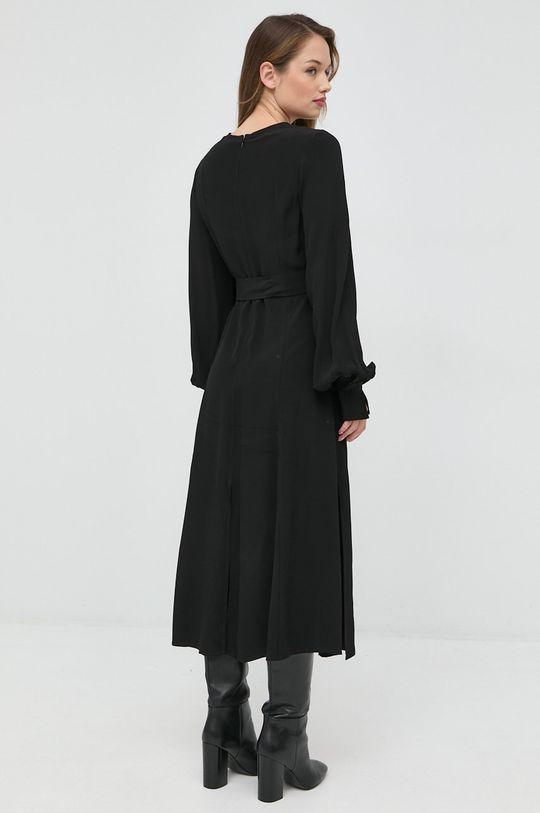 černá IVY & OAK - Šaty Dionne
