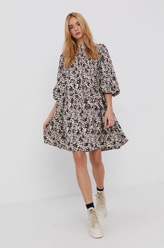 Y.A.S - Bavlnené šaty krémová