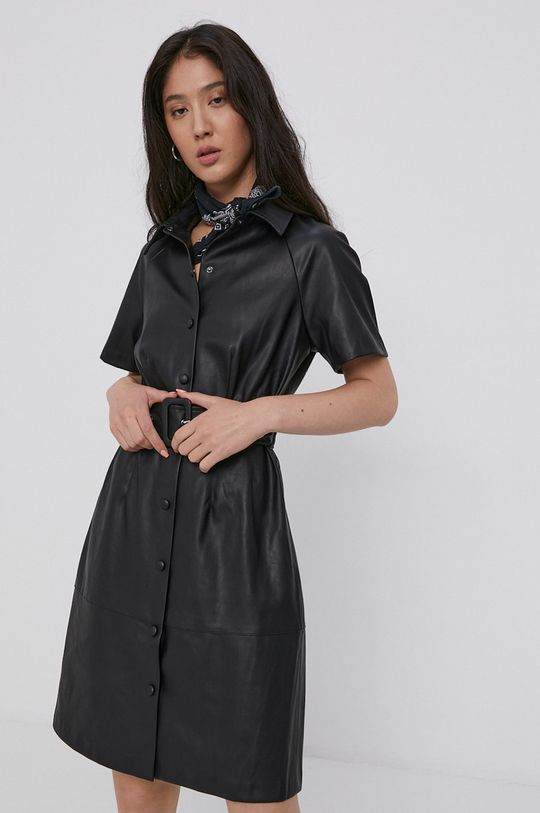 czarny Only - Sukienka