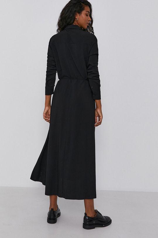 Calvin Klein - Sukienka Podszewka: 100 % Poliester, Materiał zasadniczy: 100 % Wiskoza