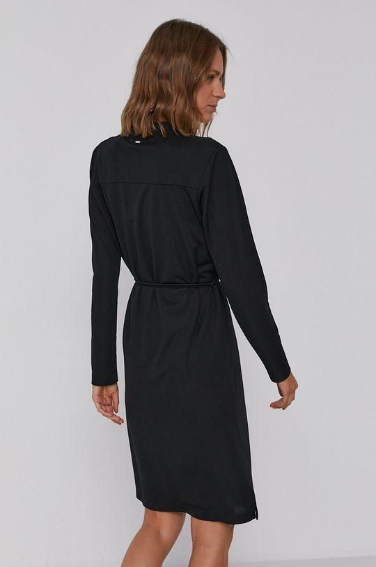 Calvin Klein - Sukienka Materiał zasadniczy: 50 % Modal, 50 % Poliester, Inne materiały: 100 % Poliester