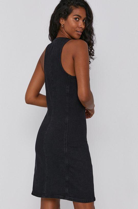 Calvin Klein Jeans - Sukienka jeansowa 99 % Bawełna, 1 % Elastan