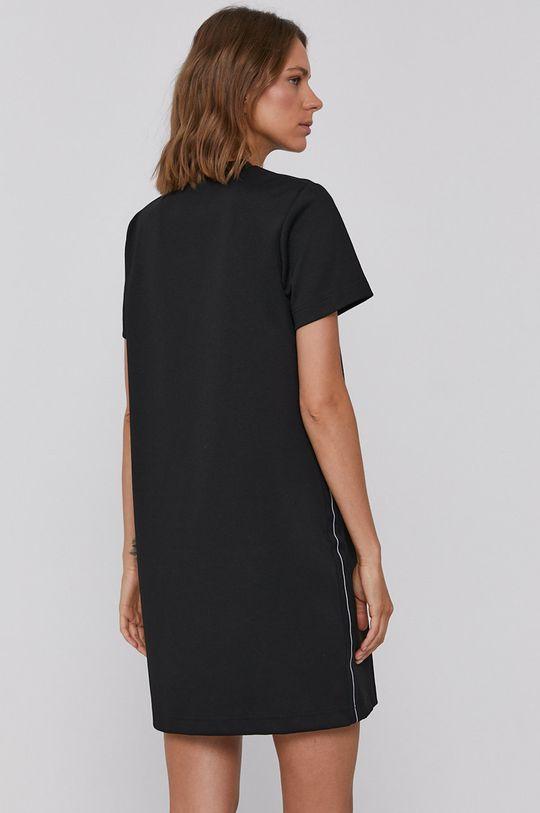 Calvin Klein Jeans - Sukienka 4 % Elastan, 77 % Poliester, 19 % Wiskoza