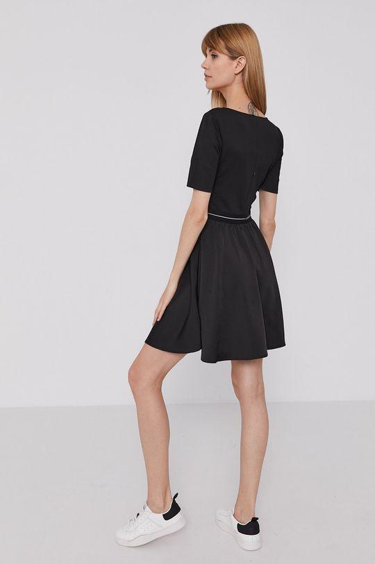 Calvin Klein Jeans - Šaty  4% Elastan, 77% Polyester, 19% Viskóza