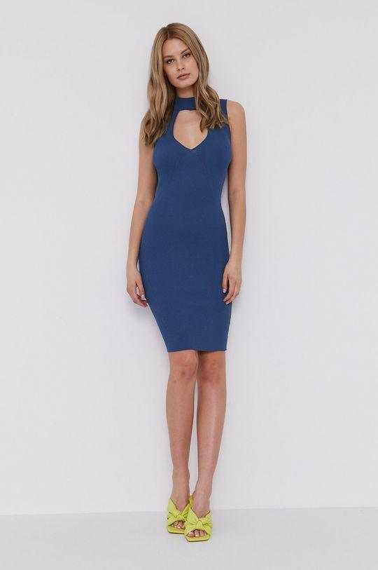 niebieski Guess - Sukienka Damski