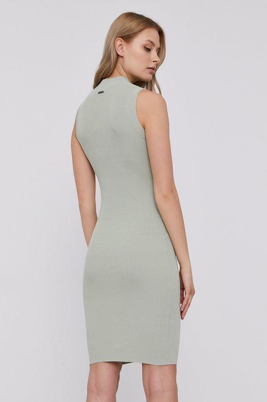 Guess - Sukienka 35 % Poliamid, 65 % Wiskoza