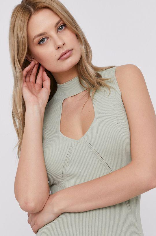 jasny zielony Guess - Sukienka