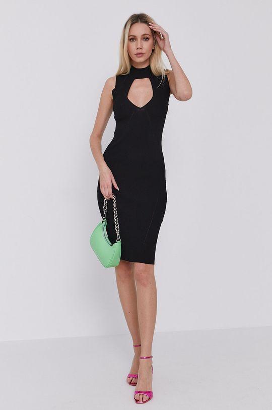 Guess - Šaty čierna