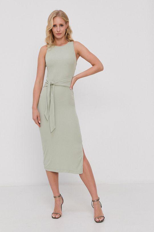 Guess - Šaty světle zelená