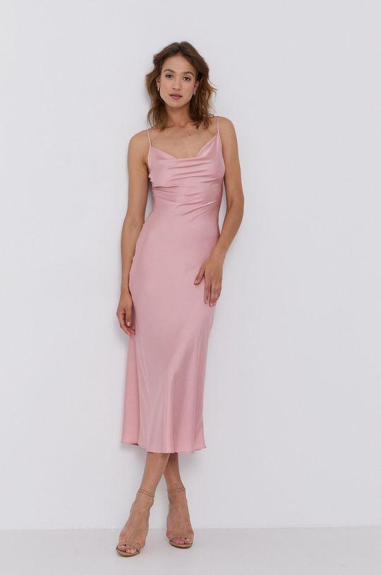 ostry różowy Guess - Sukienka Damski