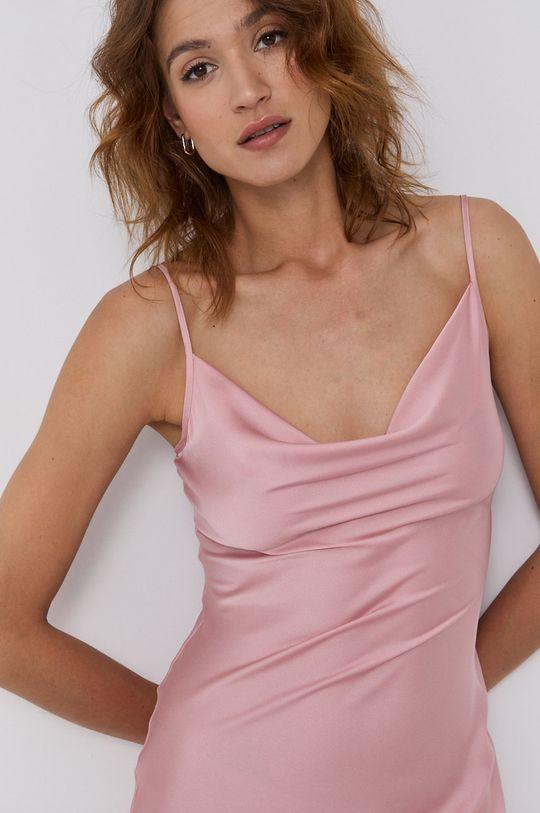 ostry różowy Guess - Sukienka