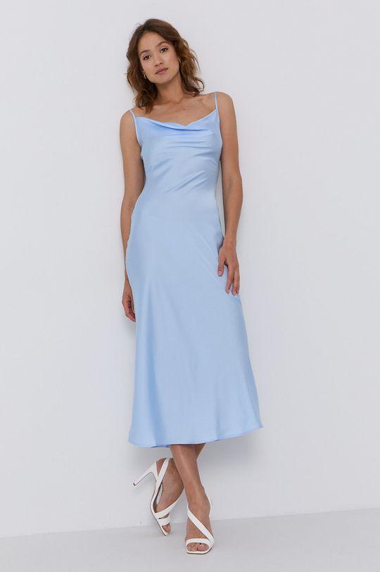 světle modrá Guess - Šaty