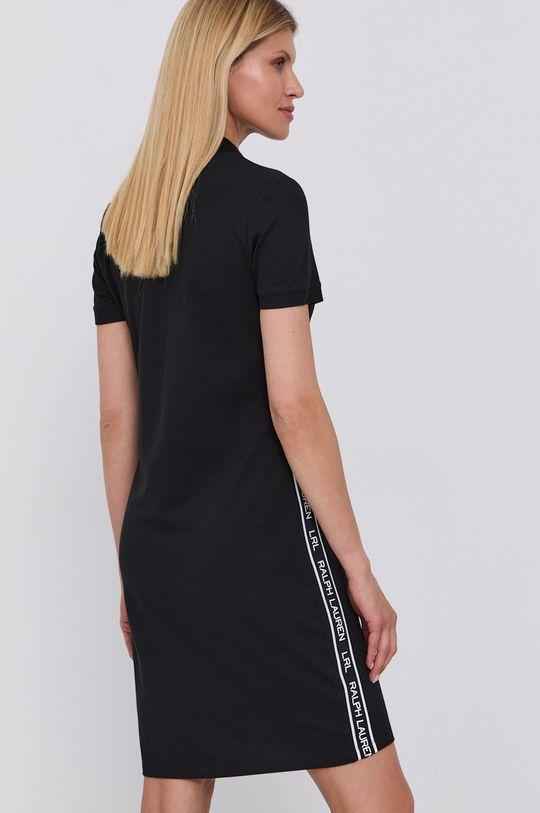 Lauren Ralph Lauren - Sukienka 97 % Bawełna, 3 % Elastan