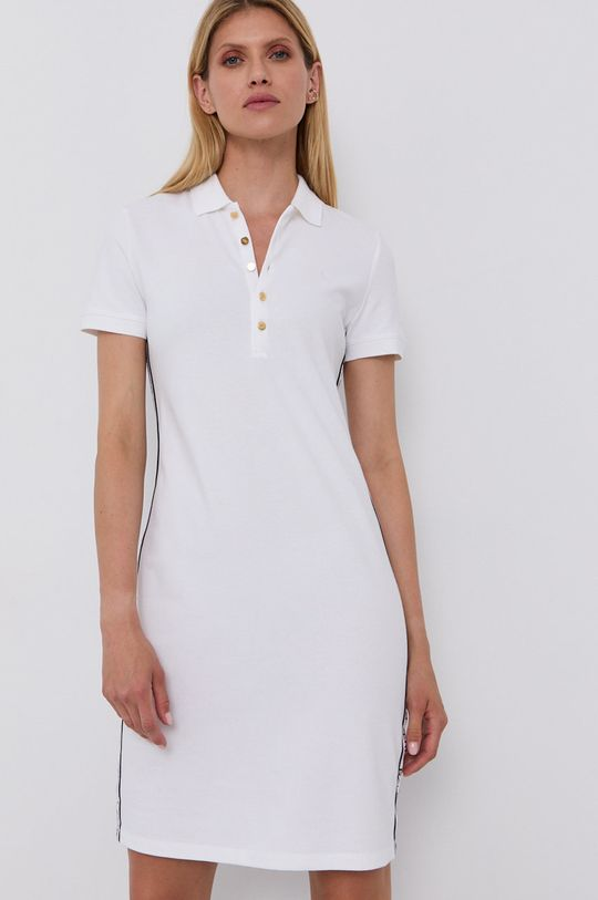 biały Lauren Ralph Lauren - Sukienka