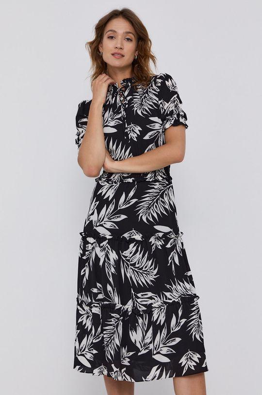 čierna Lauren Ralph Lauren - Šaty Dámsky