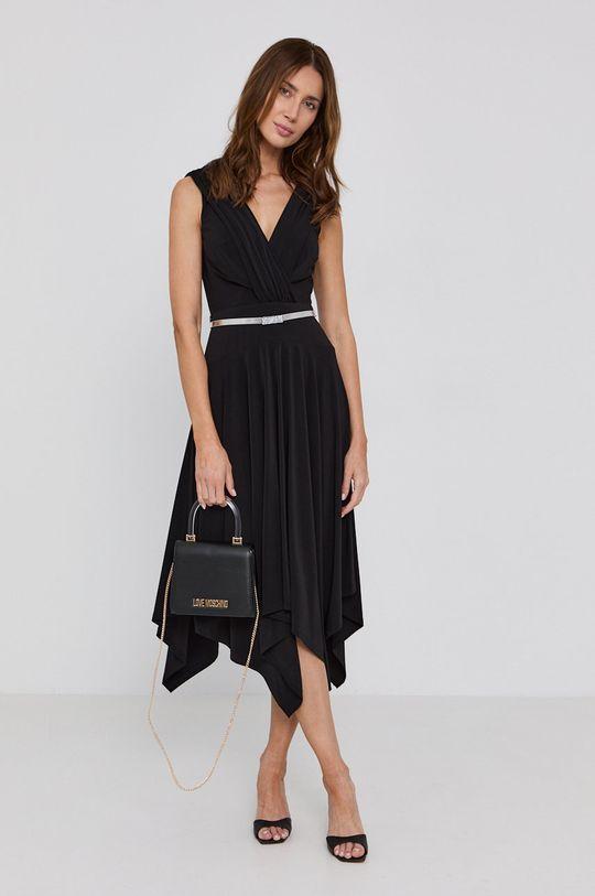 černá Lauren Ralph Lauren - Šaty Dámský