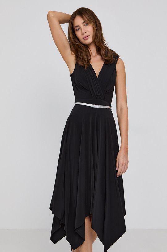 Lauren Ralph Lauren - Šaty černá