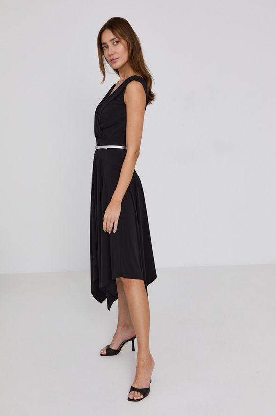černá Lauren Ralph Lauren - Šaty