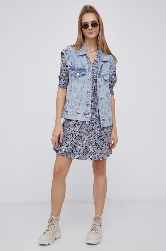 Vero Moda - Šaty fialová