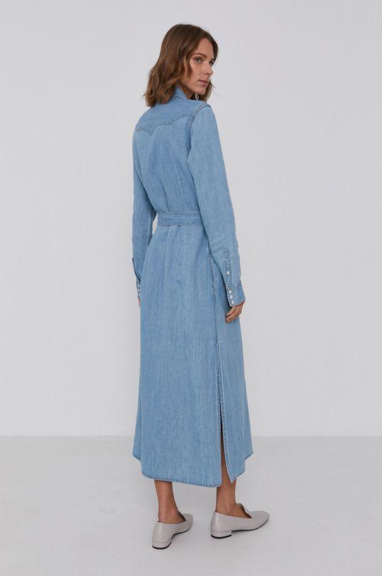 Polo Ralph Lauren - Sukienka jeansowa niebieski