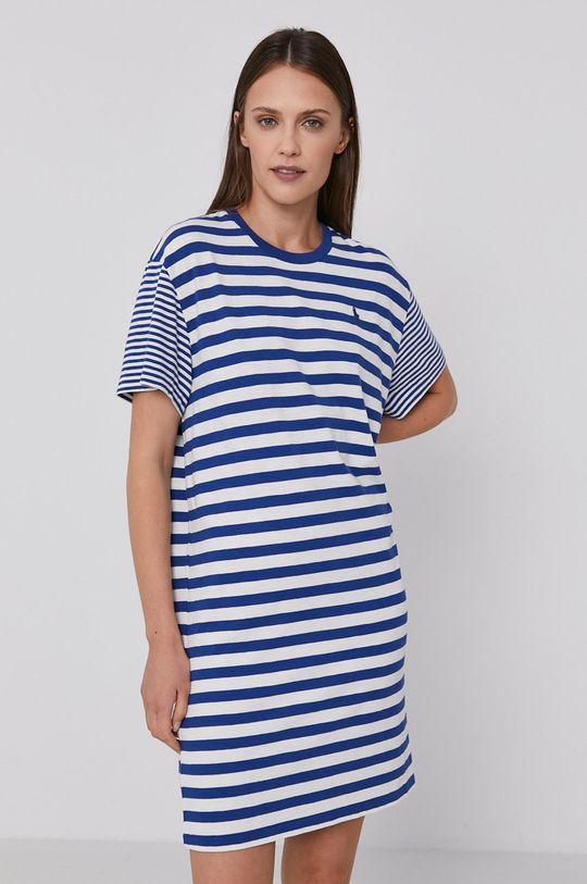 modrá Polo Ralph Lauren - Šaty Dámský