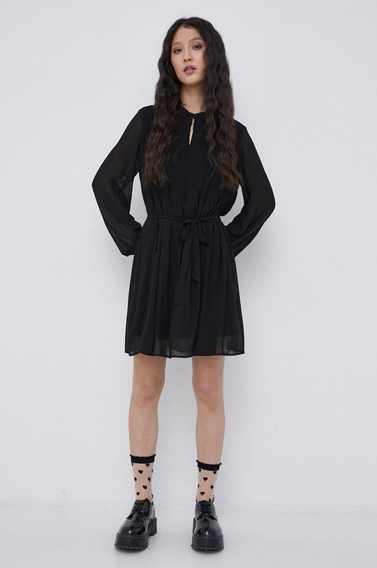 Jacqueline de Yong - Sukienka czarny