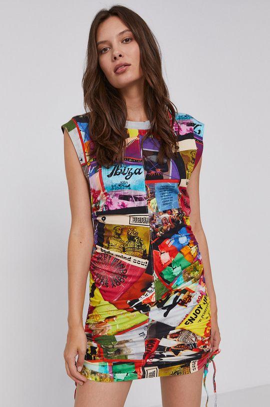 multicolor Desigual - Rochie De femei