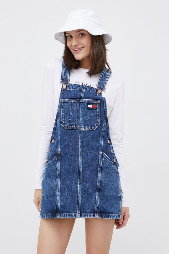 granatowy Tommy Jeans - Sukienka Damski