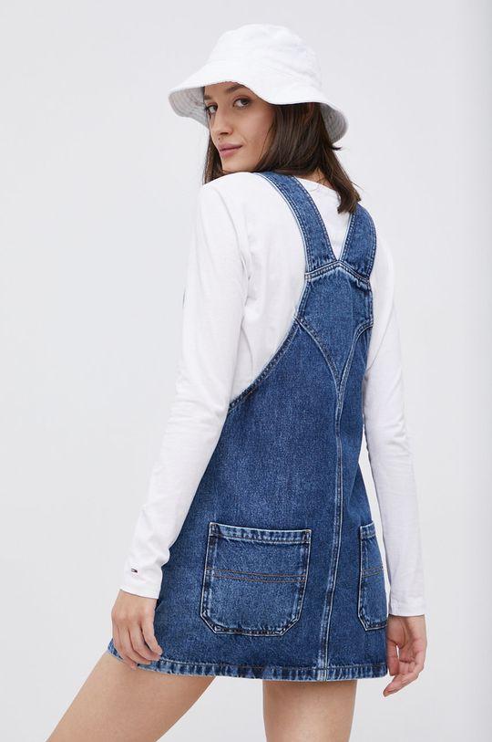 Tommy Jeans - Sukienka 100 % Bawełna