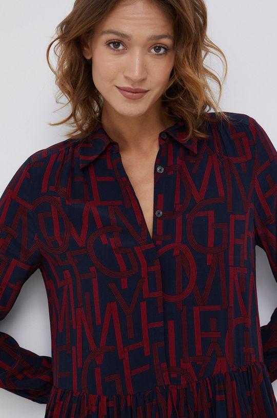 czerwony Tommy Hilfiger - Sukienka