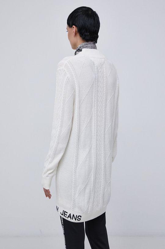 Tommy Jeans - Sukienka 50 % Akryl, 50 % Bawełna