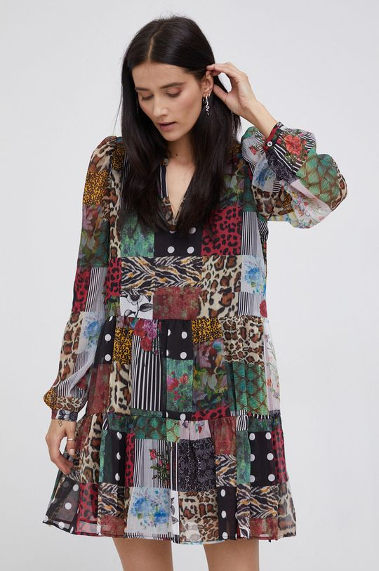 multicolor Desigual - Sukienka Damski