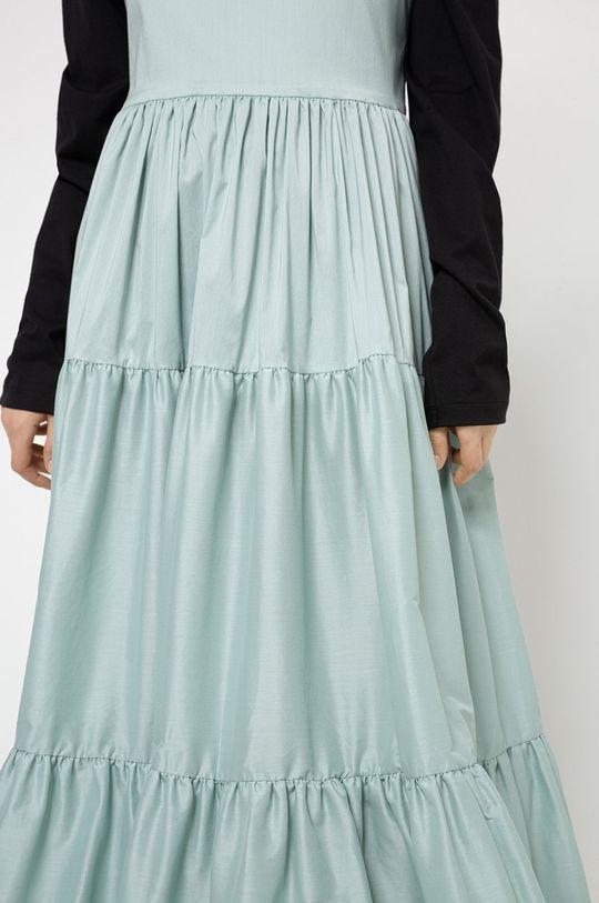 blady zielony Hugo - Sukienka