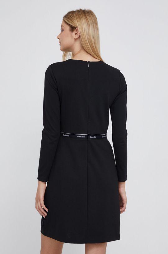 Calvin Klein - Šaty  4% Elastan, 77% Polyester, 19% Viskóza