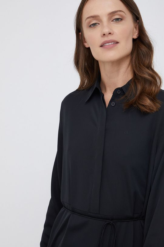 czarny Calvin Klein - Sukienka