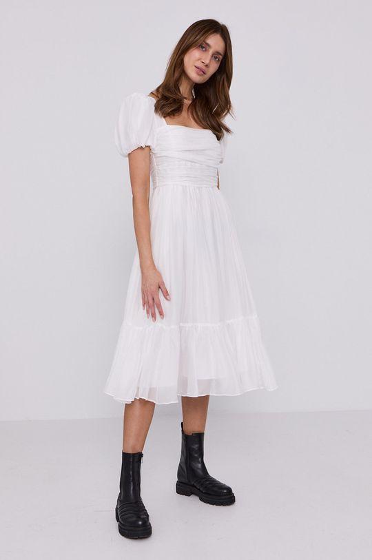 Miss Sixty - Sukienka biały