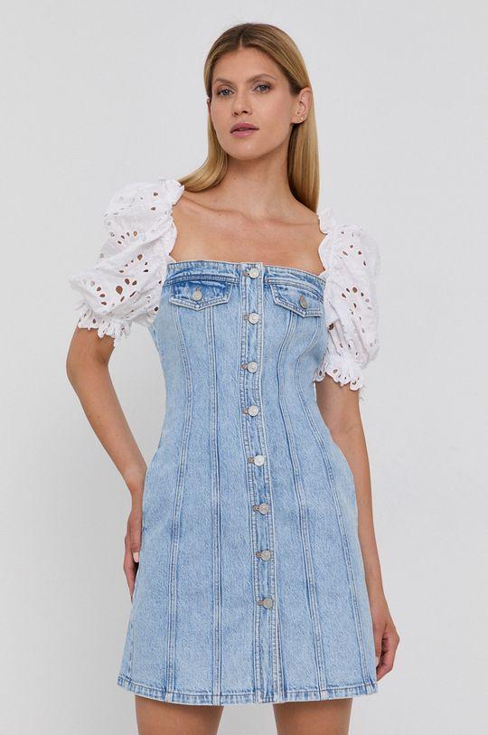 jasny niebieski Miss Sixty - Sukienka jeansowa Damski
