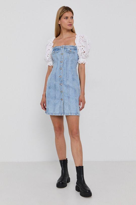 Miss Sixty - Sukienka jeansowa jasny niebieski