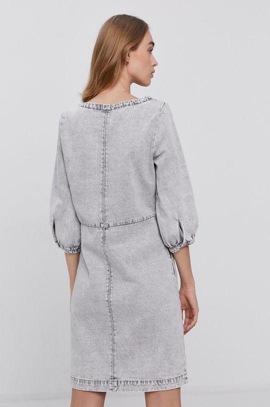 Noisy May - Džínové šaty  100% Bavlna