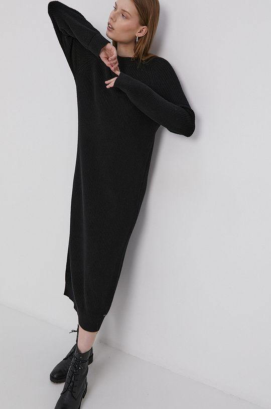 Noisy May - Šaty čierna
