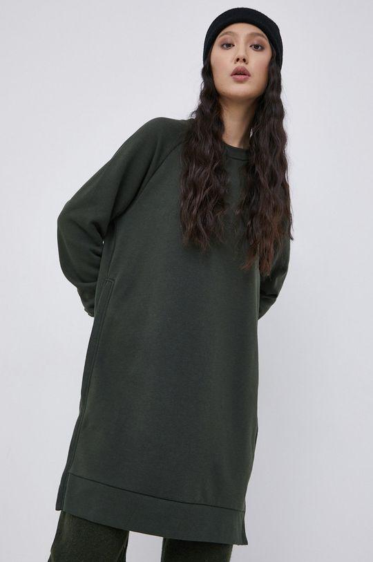 zielony Noisy May - Sukienka Damski