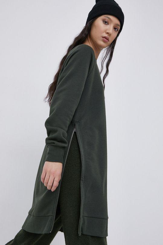 zielony Noisy May - Sukienka