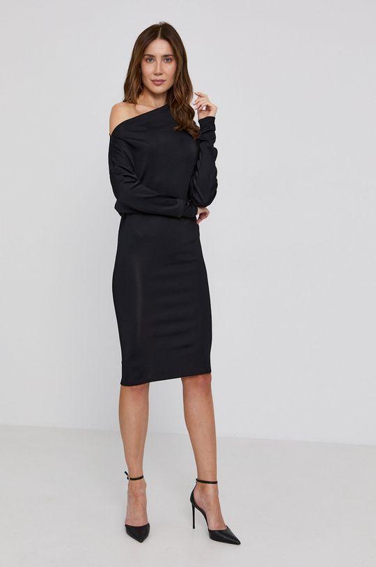 Patrizia Pepe - Šaty černá