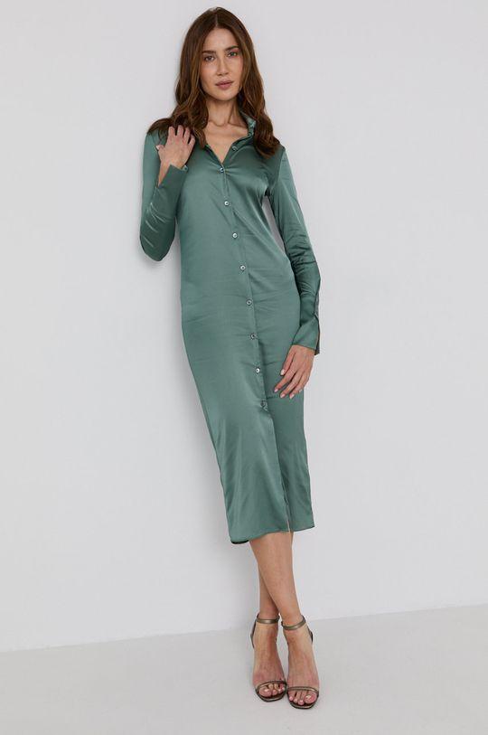 Patrizia Pepe - Šaty zelená