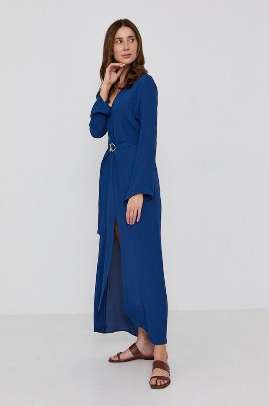 modrá Patrizia Pepe - Šaty Dámský
