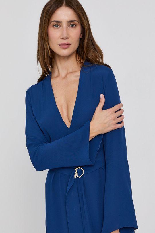 modrá Patrizia Pepe - Šaty