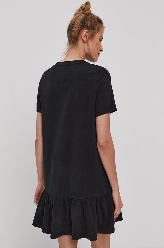 Tommy Jeans - Šaty  100% Organická bavlna
