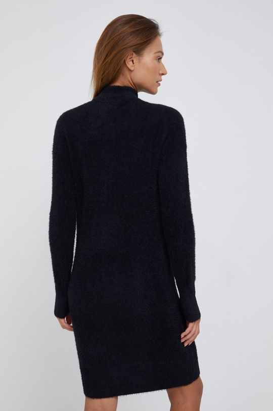 Calvin Klein Jeans - Sukienka z domieszką wełny 33 % Akryl, 53 % Poliamid, 14 % Wełna
