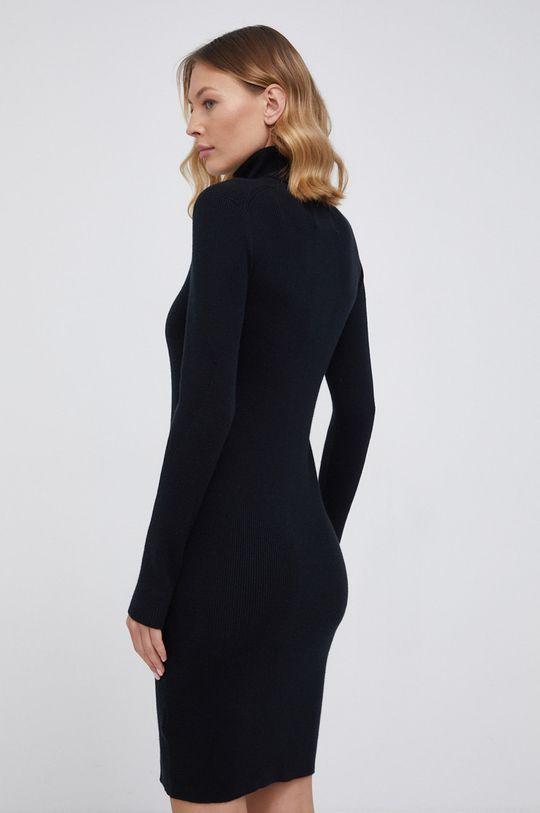 Calvin Klein Jeans - Sukienka z domieszką wełny 3 % Elastan, 2 % Kaszmir, 40 % Poliamid, 23 % Wełna, 32 % Wiskoza
