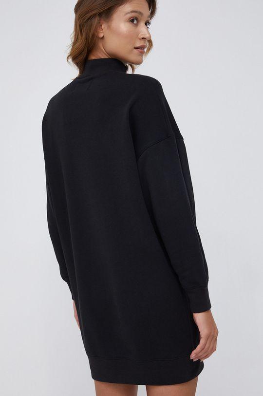 Calvin Klein Jeans - Sukienka bawełniana 100 % Bawełna